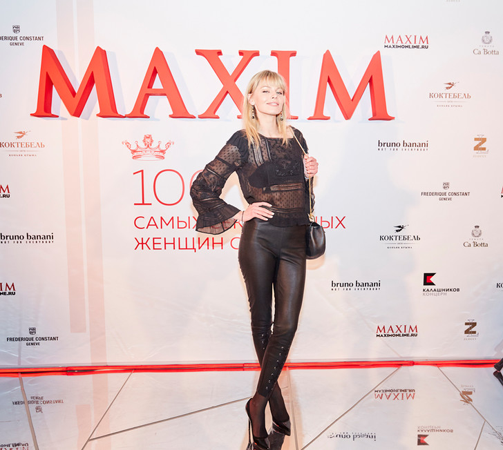 Фото №17 - Журнал MAXIM дал торжественный старт голосованию «100 самых сексуальных женщин страны» на вечеринке в Lexus Dome