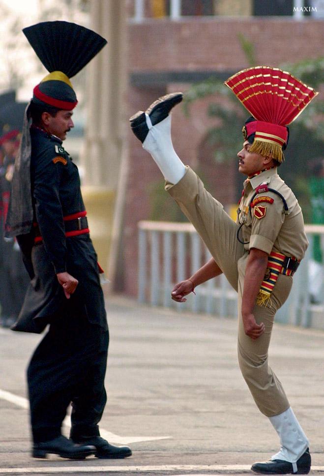Фото №13 - Военные и смешные: самая чудная форма армий мира