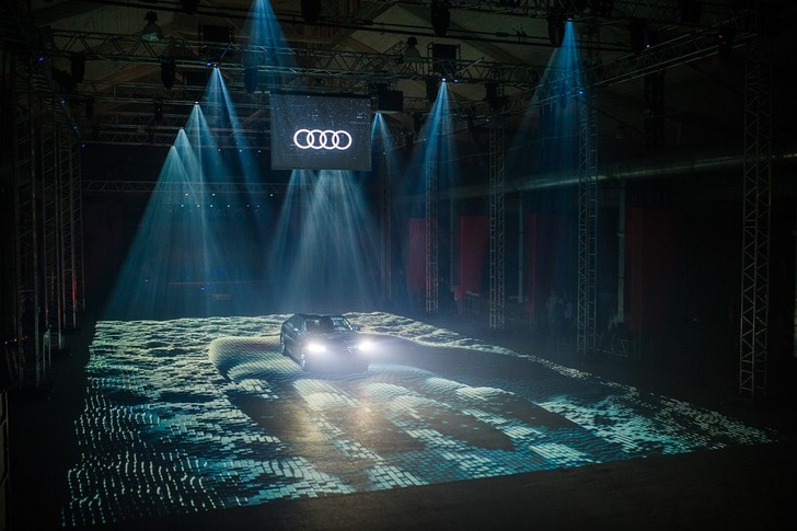 Фото №1 - На старт, внимание, премьера Audi!