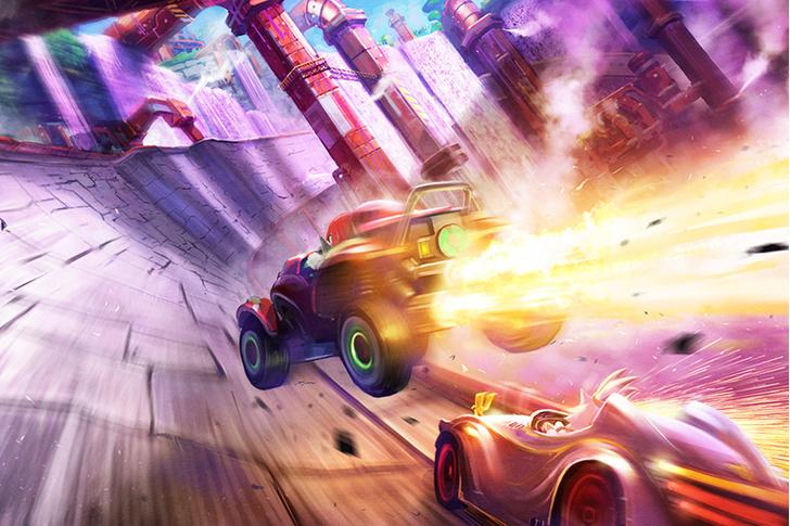 Фото №4 - Кураж ярости в Rage 2 и другие игровые новинки месяца
