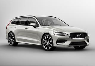 Универсалы живы! Представлен новый Volvo V60