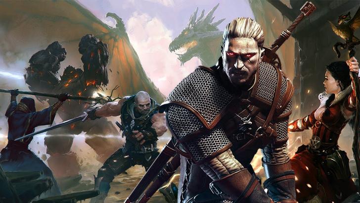 Фото №6 - 20 фактов о грядущей игре The Witcher 3: Wild Hunt