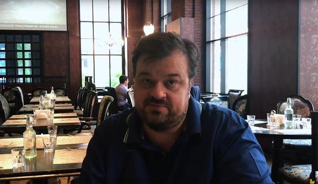 Фото №1 - Василий Уткин: «Я больше не комментирую чемпионат мира на Первом»