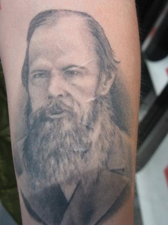 Фото №11 - 13 татуировок для интеллигентных людей