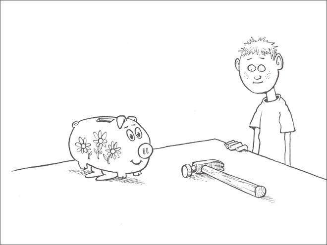 Фото №18 - Смешные и жестокие картинки про кроликов-самоубийц