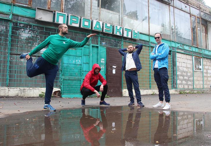 Юный русский бренд одежды Lester City Sport