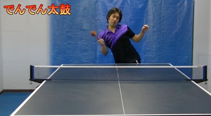 Фото №1 - Японец показывает, кто здесь папочка в настольном теннисе (ВИДЕО)
