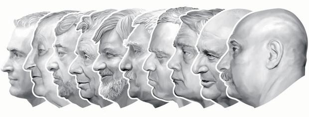 Фото №1 - Отцы и десять