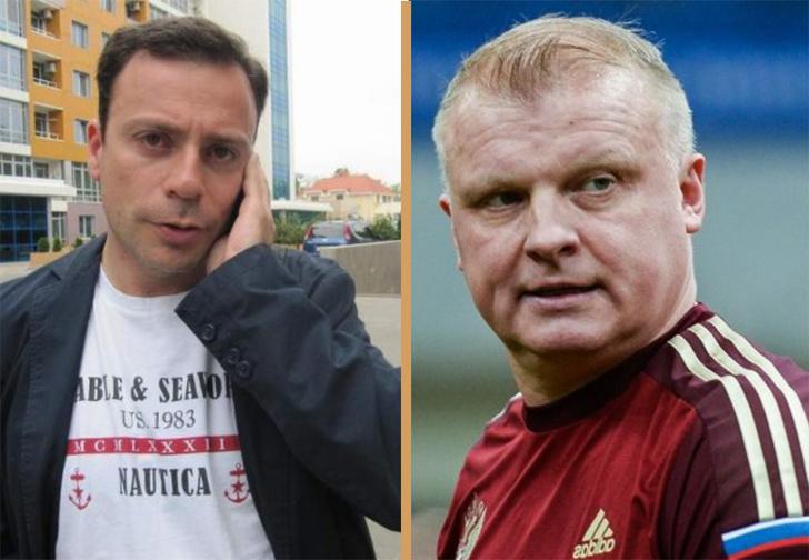 Фото №1 - «Как убивали Рабинера». Футболист ударил журналиста — вот и вспыхнул скандал