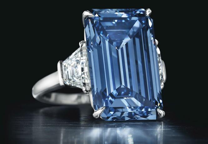 заплати миллионов долларов самый большой голубой бриллиант