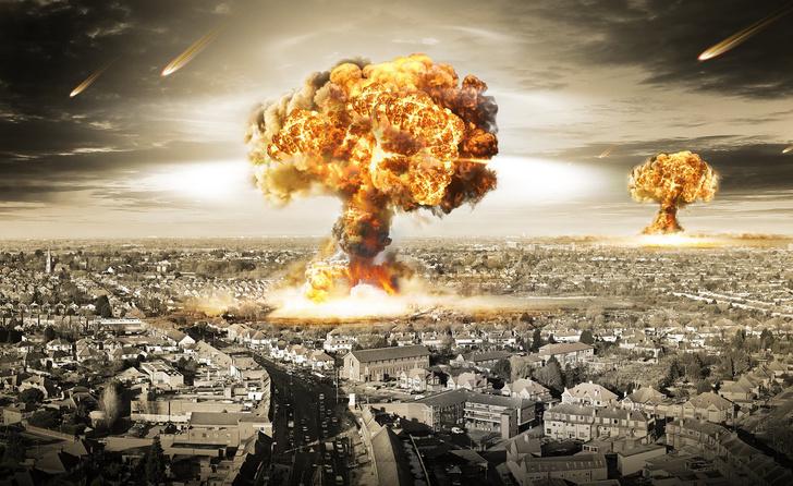 Фото №1 - 7 наиболее реальных сценариев конца света