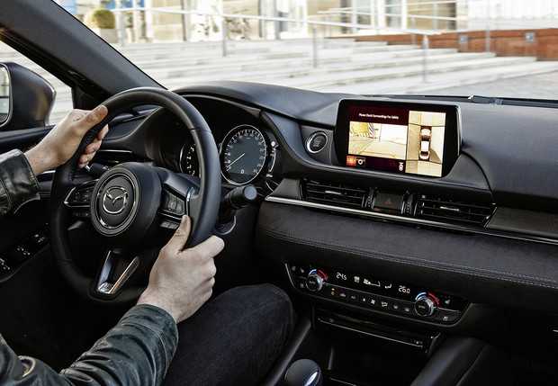 Фото №3 - Турбо-вкладыш: Mazda 6
