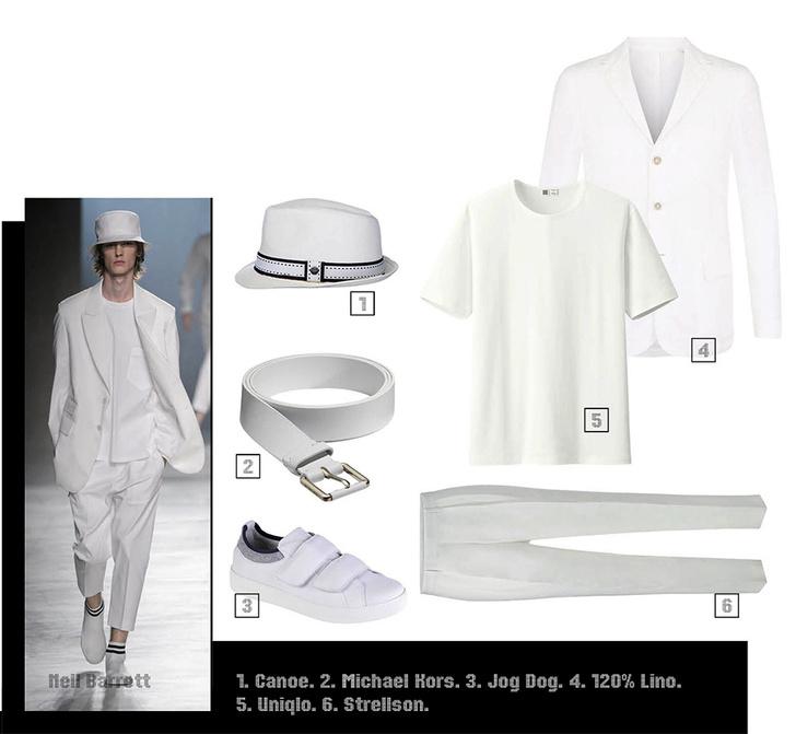 Фото №2 - Как носить белый цвет этим летом. Наш бескомпромиссный гид!
