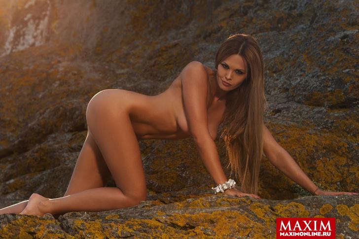 Фото №8 - Лучшие фотосессии MAXIM 2013 года. Часть третья:  Мария Горбань, МакSим и другие