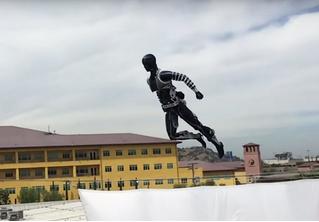 Компания Disney представила роботов-каскадеров (ВИДЕО)