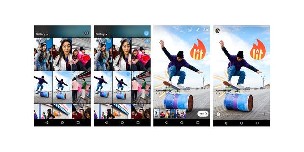 Фото №2 - Новинки в Instagram: галереи в Stories и полная выгрузка данных