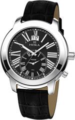Серебряные часы из коллекции Ego