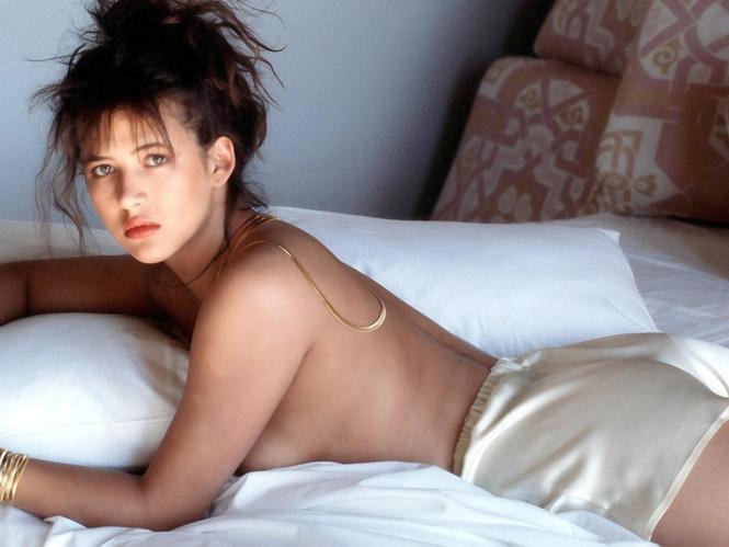 Секс-символ недели: Софи Марсо