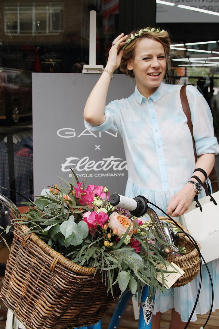 Фото №5 - Велолето с Gant и Electra: совместное мероприятие брендов в Artplay