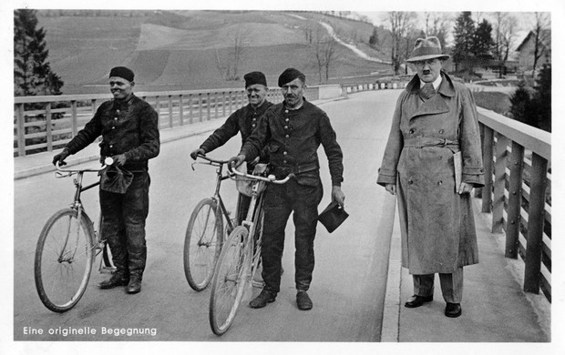 Фото №31 - Непридуманная история велосипедных войск