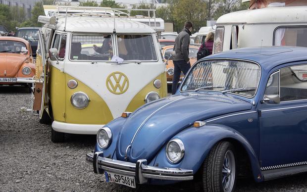 Фото №2 - Машина для любви, а не для войны: история легендарного «хиппи-буса» от VW