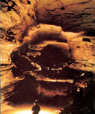 Саблинские пещеры Ленинградская область