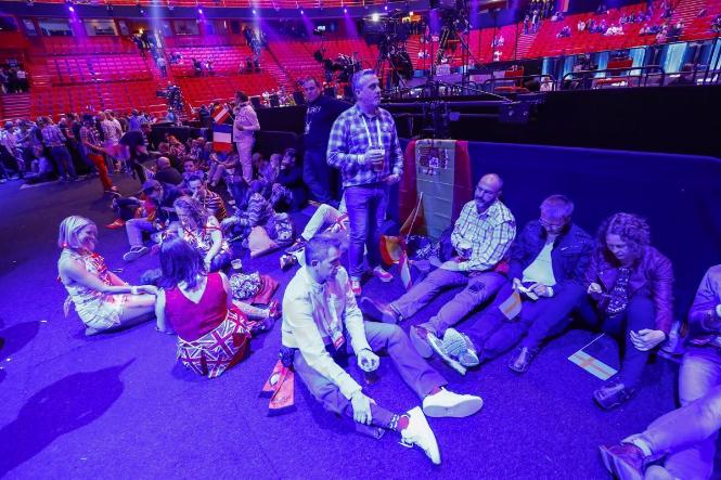 Фото №10 - «Евровидение-2016»: прямая текстовая трансляция MAXIM