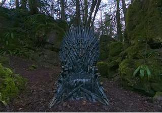 HBO спрятали шесть Железных тронов по всему миру и предлагают фанатам их найти