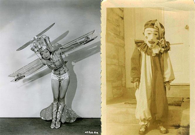 Фото №1 - Нелепые наряды на Хеллоуин из далекого и полудалекого прошлого