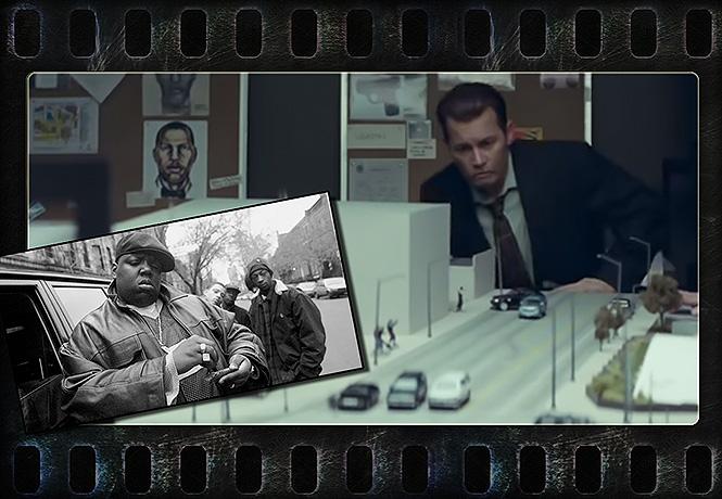 Фото №1 - Джонни Депп расследует настоящее убийство рэпера в «Городе лжи»