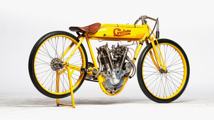 Фото №3 - Где купить раритетный мотоцикл