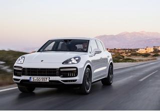 Porsche Cayenne: третий готов
