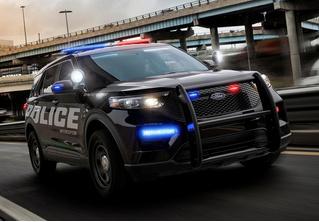 Служить и догонять: на смену полицейскому седану приходит полицейский кроссовер