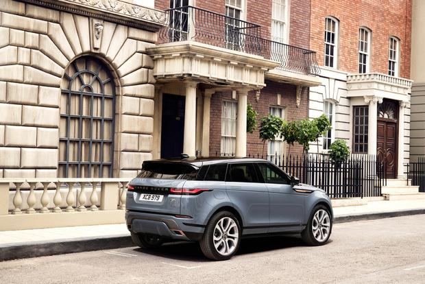 Фото №2 - Гламурно жить опять не запретили: представлен Range Rover Evoque второго поколения