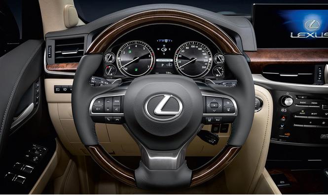 Lexus LX: последний самурай