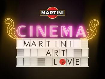 Фото №1 - Martini Art Love. Cinema