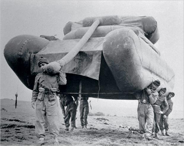 Фото №15 - Бесславные ублюдки: самые уродливые танки, созданные за всю историю вооружений