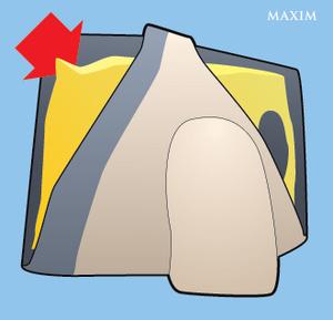 Фото №5 - Как сложить пиджак перед путешествием