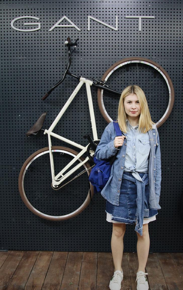 Фото №6 - Велолето с Gant и Electra: совместное мероприятие брендов в Artplay