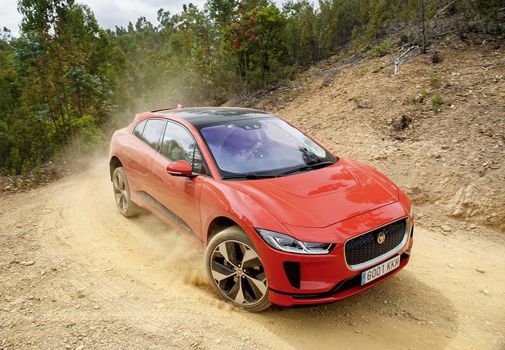 Фото №3 - Jaguar I-Pace: Илон Маск, сдавайся!
