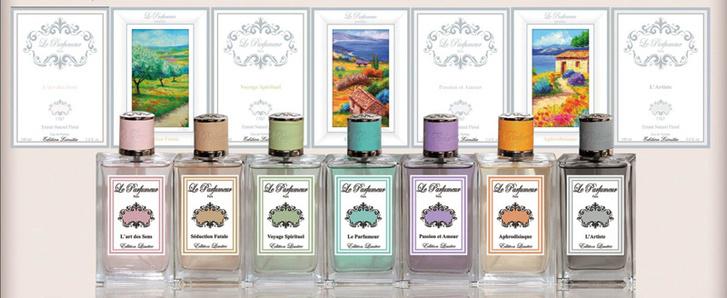 Фото №1 - Пленительные ароматы от ПАРФЮМЕРА