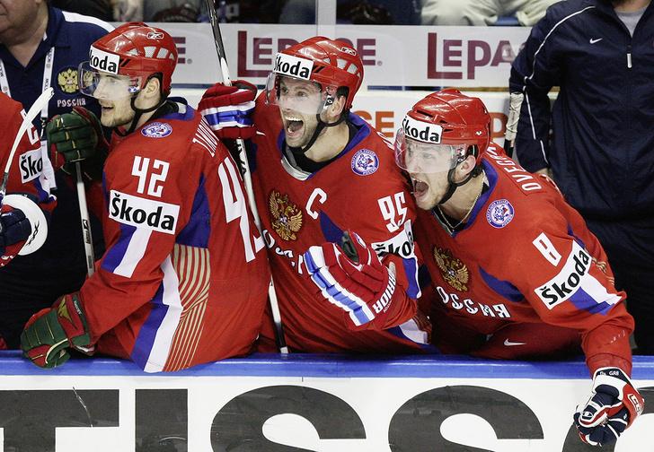 Фото №2 - 5 наивных вопросов оглавном хоккейном турнире семикратному чемпиону мира Вячеславу Быкову