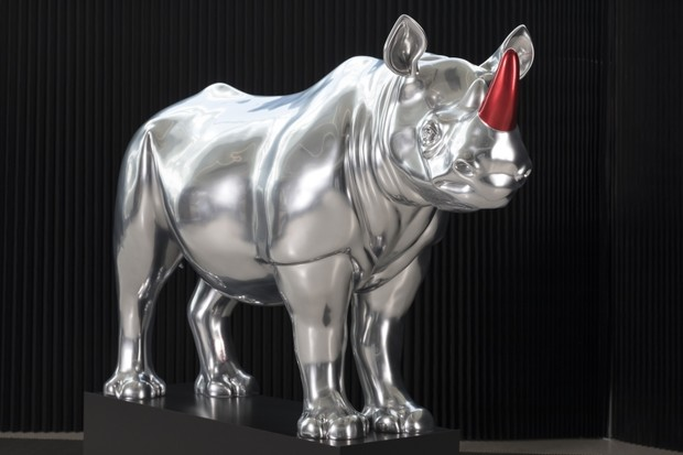 Фото №2 - Land Rover поддержал редкий вид носорогов