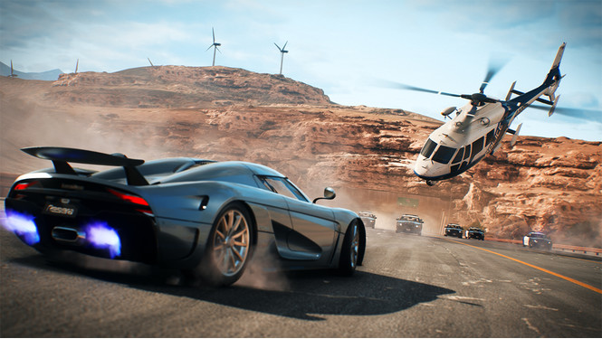 NEED FOR SPEED PAYBACK и другие главные игры месяца