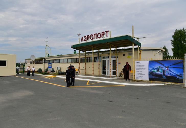 Фото №1 - В Петрозаводске переименовали аэропорт «Бесовец» из-за ассоциаций с бесовщиной