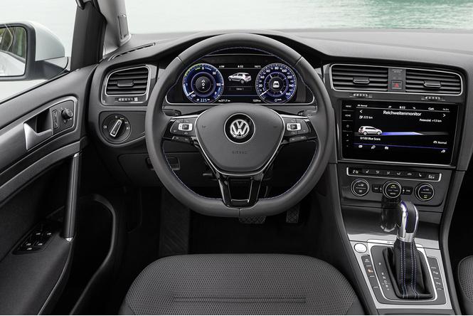 Этот день настал. Мы прокатились на Volkswagen Golf, а потом включили его в розетку
