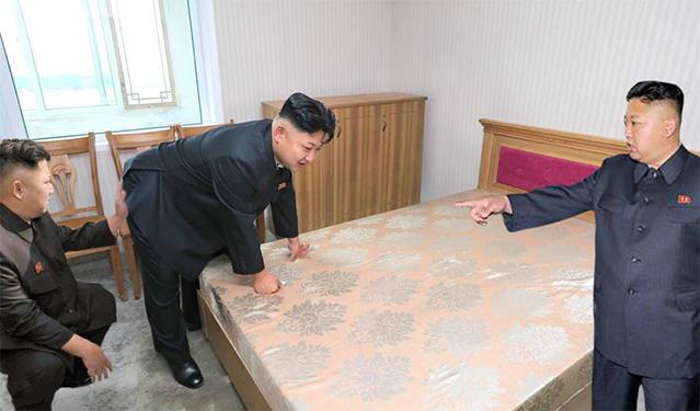Фото №3 - Человек-мем: новое фото Ким Чен Ына стало поводом для шуток в интернете