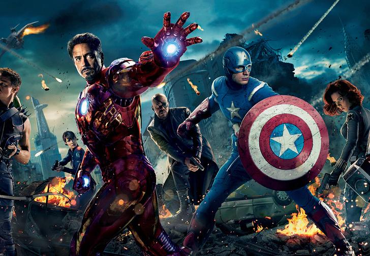 Фото №1 - Тест: Кто ты из мстителей?
