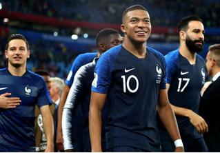 Финал чемпионата мира должна выиграть Франция. Вот увидишь!