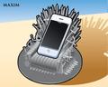 Фото №3 - Железный трон для телефона своими руками